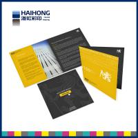 Wholesale UV , hot stamping Colorful Folding Catalogue Printing with157gsm paperboard from china suppliers