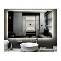 Wholesale Smart led without frame bathroom mirror wall hanging mirror bathroom vanity mirror anti-fogging mirror from china suppliers