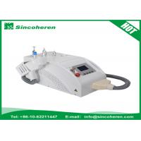 Wholesale Nd Yag Q Switched Laser Machien For Tattoo Removal / Pigmentation Removal from china suppliers