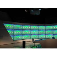 Wholesale 46 Inch SNB LG Brand New Panel 500cd/m2  Irregular LCD Video Wall System in Studio from china suppliers