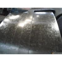 Quality Professional Hot Dip Rolled Galvanized Sheet Metal For Auto Industry Muffler / Television for sale