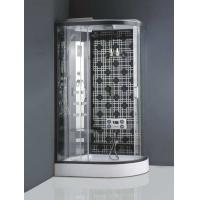 Wholesale Bathroom showers aluminum alloy shower cabins with new design from china suppliers