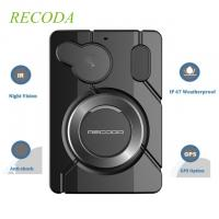 Buy cheap Recoda M506 1080P FULL HD Recording IR Police Body Worn Camera IP67 waterproof from wholesalers