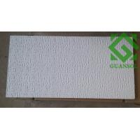 Buy cheap Perlite acoustic board /Perlite acoustic celling tile/Expanded perlite insulation/Acoustice perlite panel from wholesalers
