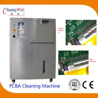 Wholesale Circuit Board Cleaning Equipment 360°Rotate Jet Clean And Compressed Air Blow Dry Mode from china suppliers