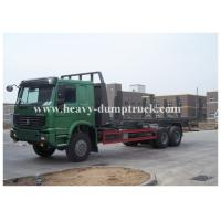 Wholesale 31 tons to 40t tons heavy cargo truck 6x6 371HP with steyr engine and warranty from china suppliers