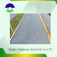 Wholesale Polypropylene Geotextile Woven Fabric , Air Permeability Geotextile Membrane For Driveways from china suppliers