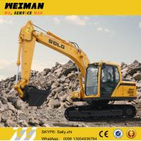 Wholesale Brand new SDLG 15ton digger , mini crawler excavator LG6150E adopting VOLVO technology  for sale from china suppliers