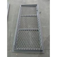 Wholesale Double Opening Square Angle Marine Wire Mesh Door 8 mm Thickness from china suppliers