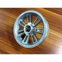 Wholesale Pecision Aluminium Die Casting And CNC Machining Driving Wheel For Machinery from china suppliers