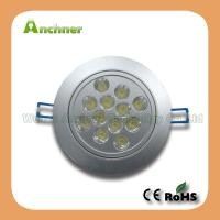 Wholesale 12W LED Puck Light; COB Down Light LED from china suppliers