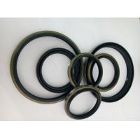 Buy cheap Silicone Material Iron Shell + Rubber  DKBI DLI Black And Yellow Rubber Dust Seals from wholesalers