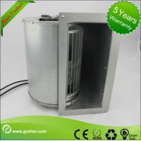 Wholesale Low Noise Air Flow Centrifugal Exhaust Fan , Single Inlet Industrial Centrifugal Blower from china suppliers