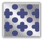 Wholesale Customized Square Steel, Aluminium, Stainless Steel Hole Plate / Perforated Metal Mesh from china suppliers