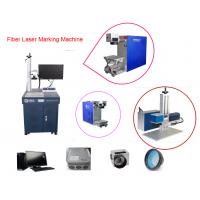 Wholesale Ink Cartridge Fiber Laser Engraving Machine 10W With Fast Marking Speed from china suppliers