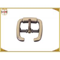 Wholesale Antique Brass Edge Hole Metal Sandal Shoe Buckles Zinc Alloy Material from china suppliers