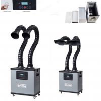 Wholesale Remote Control Industry Soldering Fumes Extractor Machine Digital Display from china suppliers