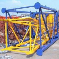 Wholesale Mast Section with Climbing Cage, Used for Tower Crane from china suppliers