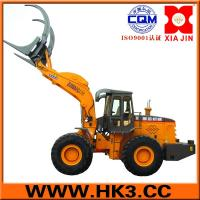Wholesale wooden fork lift south loader use for truck wood from china suppliers