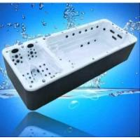 Wholesale Portable Fiberglass Balboa Energy Smart Swimming Pool SPA (SRP-650) from china suppliers