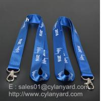 Wholesale Durable Blue Nylon Neck Ribbon directly from China nylon lanyard factory from china suppliers