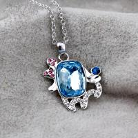 Wholesale Ref No.: 140613 Happy Puppy Necklace online silver jewellery shopping wholesale jewelry to sell from china suppliers