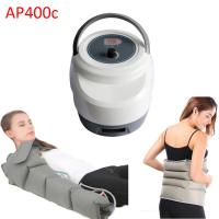 Wholesale Air Compression Therapy Leg Foot Massager , 400c Air Pressure Leg Massager from china suppliers