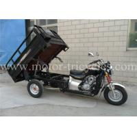 Wholesale Cargo Trike Automatic 3 Wheel Motorcycles Steel Plate Chassis / Suspension from china suppliers