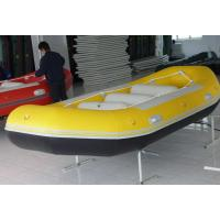 Wholesale High Performance Towable 7 Person PVC Inflatable Drift Boat FUNSOR from china suppliers