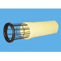 Wholesale Industrial Dust Collector Bag Filter Cage Zinc Plated Rib Filter Cage from china suppliers