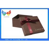 Wholesale Black Paper Luxury Gift Boxes Packaging Delicate Design With Fine Craftsmanship from china suppliers