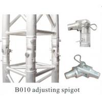 Wholesale ISO9001 Adjusting Spigot Truss Accessories Aluminum Light Truss Fitting from china suppliers