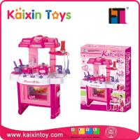 Cooking game girls kids kitchen set of item 104084308 for Kids kitchen set sale