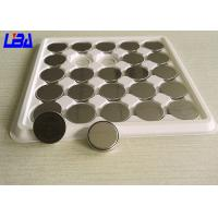Wholesale Calculators Lithium Metal Battery , High Capacity Lithium Ion Battery Cr2032 from china suppliers