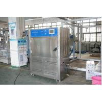 Wholesale ASTM ISO Accelerated UV Aging Test Chamber, simulate the sun environment chamber from china suppliers
