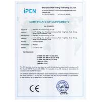 Shenzhen Youpoo Technology Co., Ltd Certifications
