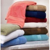 Wholesale 70% Bamboo 30% Cotton Bamboo Towel , Face / Hand / Bath Towel from china suppliers