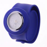 Wholesale silicone slap watch from china suppliers