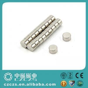 Wholesale Super Powerful Permanent Neo NdFeb Magnet Made of Neodymium Iron Boron from china suppliers