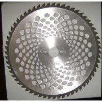 China Tct Brush Cutter Saw Blade for Cut Grass on sale
