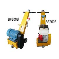Wholesale Electric Gasoline Floor Scarifying Machine / Equipment With High Speed 1800rpm from china suppliers