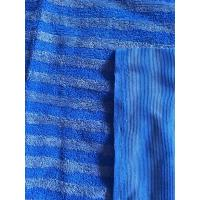 Wholesale Microfiber 160cm Width Warp Knitting Blue Eight Grid Eight Twisted Cleaning Cloth from china suppliers