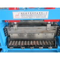 Wholesale Galvanized Steel Curving Machine / Silo Roll Forming Machine by Gear Box Main Power 110KW from china suppliers