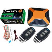 Wholesale 100M Control Distance Remote Central Locking System , 12V Voltage Car Central Locking Kit from china suppliers
