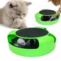Buy cheap Cat catch mousetrap catch the mouse Cat toys Funny cat toys Pet cat supplies TV products TOY from wholesalers