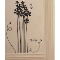 Wholesale Black Clover Decorative PVC Transfer Film Tree Wall Sticker B010 from china suppliers