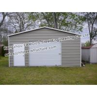 Wholesale Pre Engineered Steel Buildings Structure Car and RV Garage for Parking from china suppliers