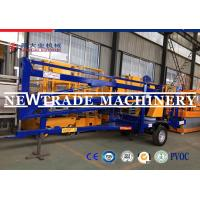 Buy cheap Diesel Self Propelled Articulating Boom Lift With CE SGS Certification from wholesalers