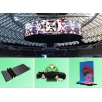 Quality Patented foldable 6mm 12mm LED displays for concerts and events for sale