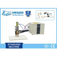 Wholesale Battery Tab Small Spot Welding Machine , AC Resistant Mini Spot Welder from china suppliers